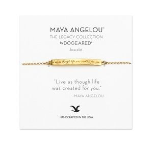 Maya Angelou The Legacy Collection Bracelet